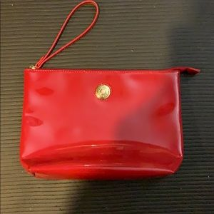 Tommy Hillfiger Red Clutch